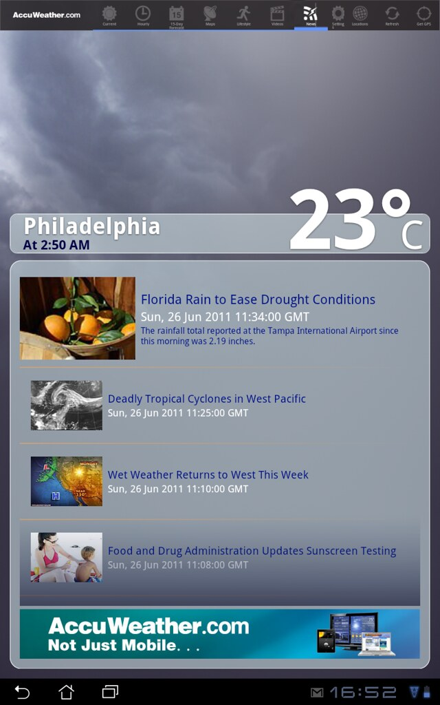 The World's Best Photos of accuweather and weather - Flickr