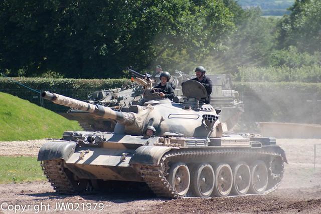 T-55A Tank