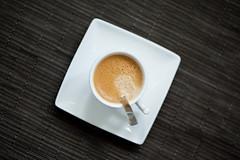 Espresso (deathtiny42) Tags: coffee caf cream foam espresso expresso cremabappffooddrinks