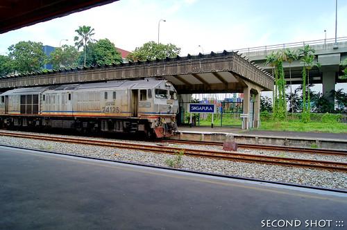Platform Singapura