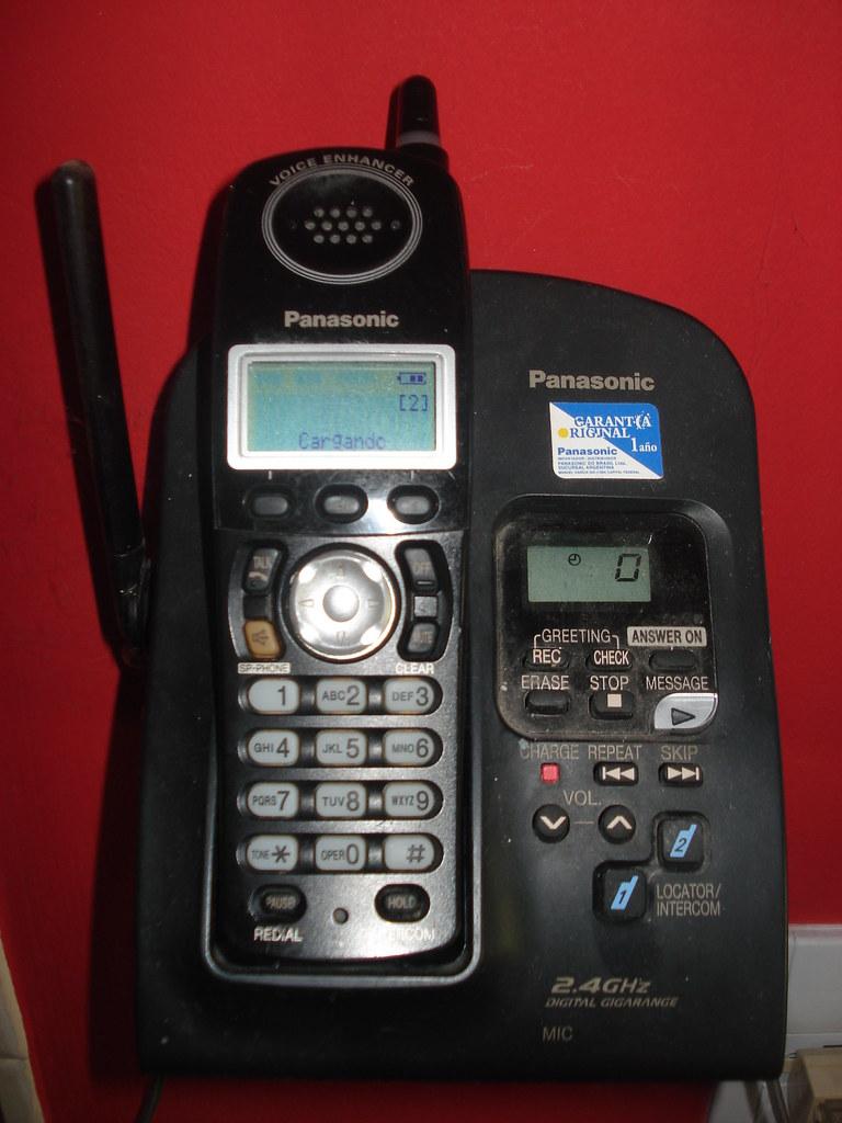 Panasonic wireless telephone - $200