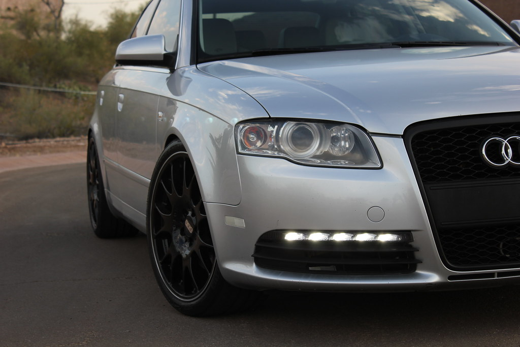 Bbs Rims Black And Silver my Silver a4 on Black Bbs ch