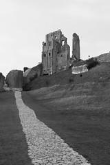 Corfe Castle (BournemouthMike) Tags: corfecastle corfe dorset canon landscape buildings nationaltrust