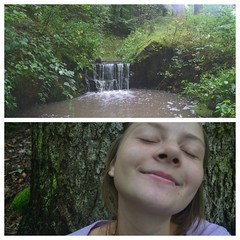 (Rena Rabov) Tags: nature divine girl spirit light inside water czech nikon