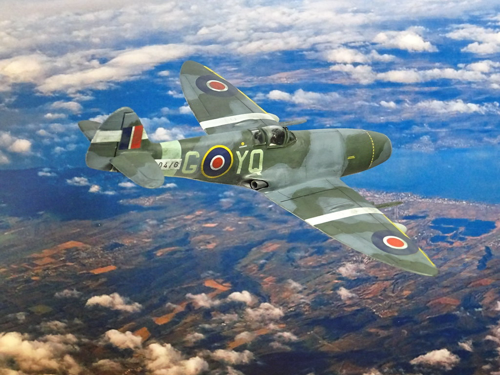 supermarine spitfire jetfire - photo #36