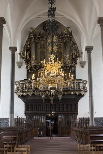 Church of Holy Trinity in Kristianstad