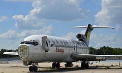 Planet Airways (JetDr757) Tags: planet airways boeing 727
