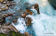 Nooksak River (Virginia Bailey Photography) Tags: nooksakriver nooksakfalls washington wa canon50d virginiabaileyphotography wilderness adventure river slowmotion longexposure ripples