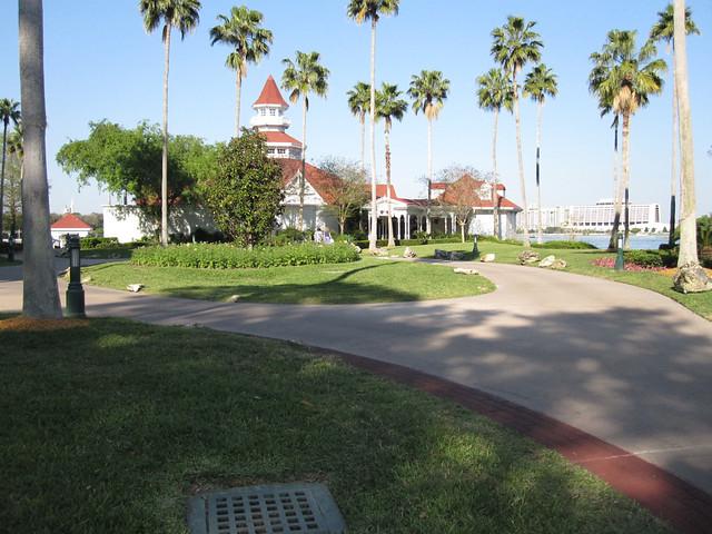 Grand Floridian Path