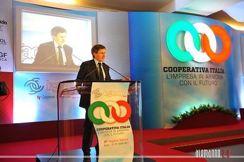 11° congresso regionale di Legacoop Lazio