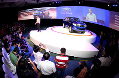 Ford Ranger ASEAN debut (Ford Asia Pacific) Tags: auto ford car truck indonesia thailand design media ranger day bangkok stage philippines engineering pickup autoshow automotive vietnam event speaker vehicle launch fleet press speech asean employee reveal speeches motorshow dealer unveil executives doublecab blueoval garyboes