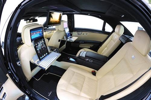 Mercedes-Benz-Brabus.