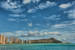 MEMOIRS OF WAIKIKI (Marquisa -) Tags: sky clouds hawaii interestingness nikon waikiki oahu explore diamondhead honolulu adventures explored d700 svetlanavasiliadi russiantexas svetanphotography exploredmar23201117