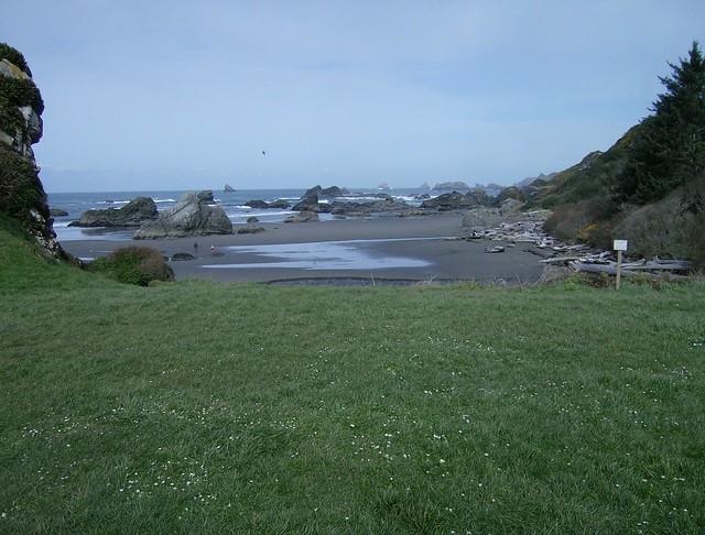 Oregon Coast, Brookings Oregon