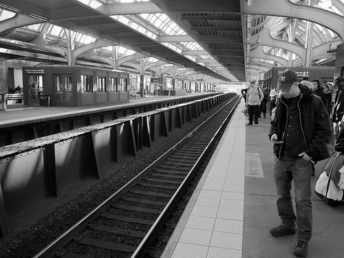 Regional Rail Platform