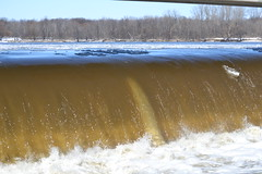 2011-03-26 Coon Rapids Dam 02 (Moe the Sleaze) Tags: minnesota mississippiriver coonrapidsdam