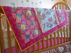 Sugary Sweet Baby Quilt