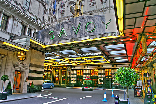 The Savoy - Exterior