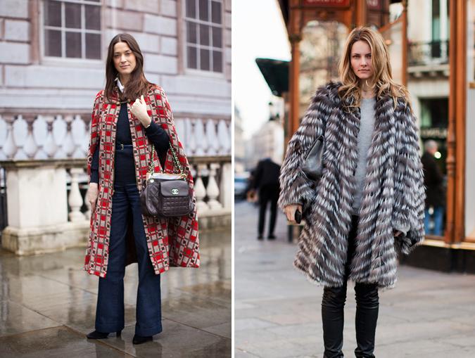 street syle: coats