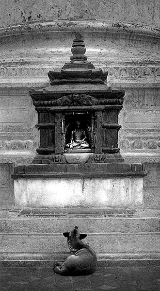 Pentti Sammallahti, Kathmandu, Nepal, 1994