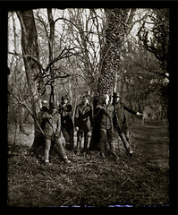 "Radiohead ""King of Limbs"" promo shot (beastandbean) Tags: radiohead newmusic coolmusic thekingoflimbs radioheadfans radioheadnews"