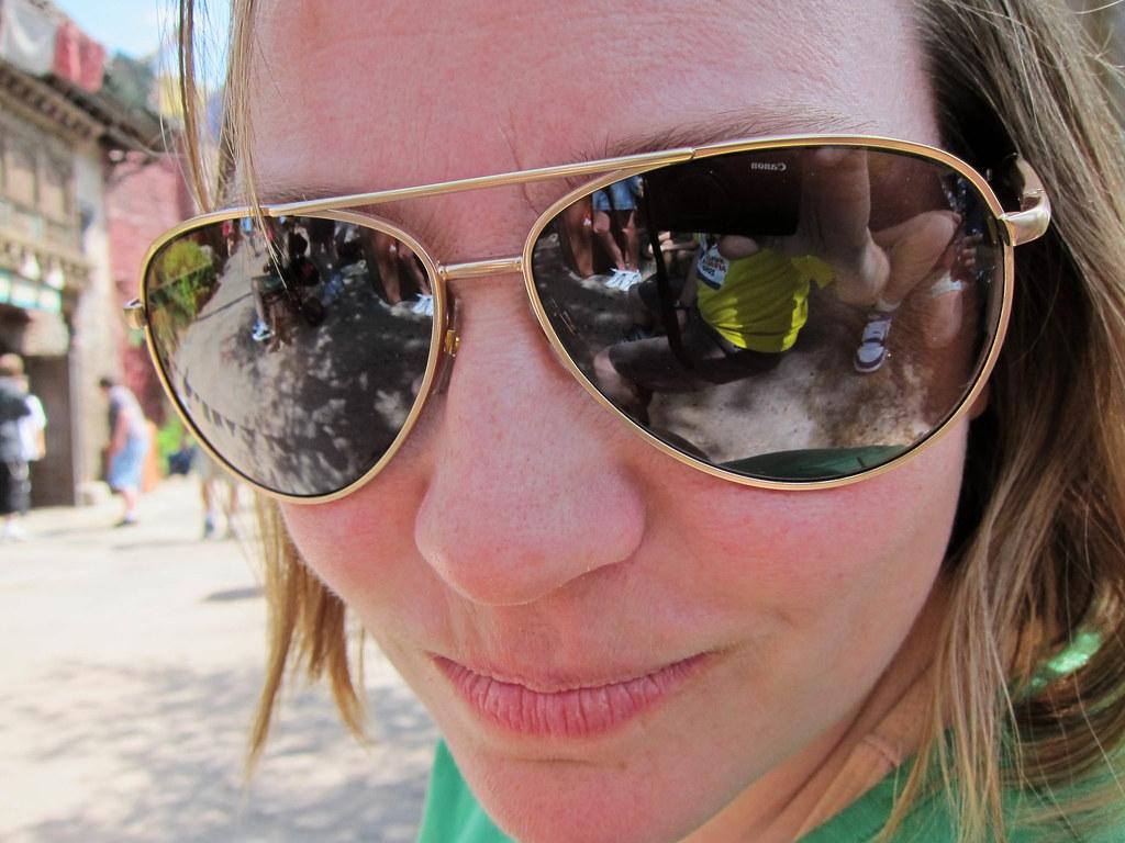 Zenni Optical Aviator Glasses : AVIATOR MIRRORED SUNGLASSES