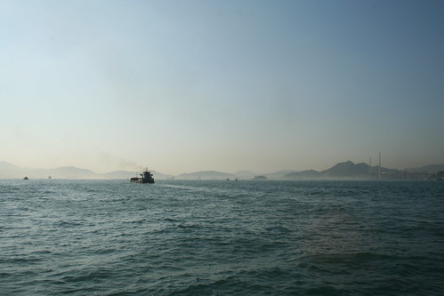 2011-02-28 - Hong Kong - Harbour tour - 11 - Bay view
