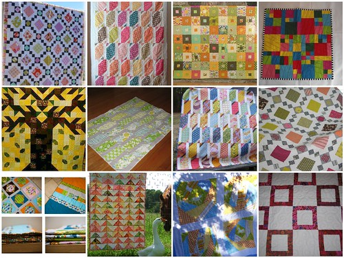 Readers Competition - category A (quilts)