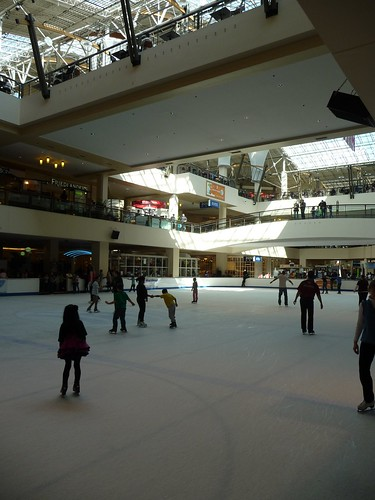 Lloyd Center Rink