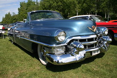 Cadillac 1953 (Drontfarmaren) Tags: cab cadillac 1953