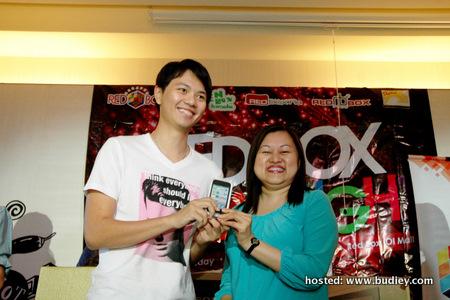 Media Nite Red Box 2011