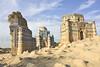 © All rights reserved. Bibi Jiwandi Bahawal Haleem and Ustad Nooria Tomb ruins at Uch Sharif Bahawalpur 2 by Engineer J