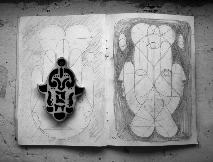 HERMA SAKINA / Sketchbook.