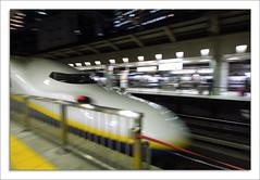 P1090377 (Y.R. Chen) Tags: max japan night digital lumix tokyo asia railway olympus jr panasonic      shinkansen kanto  superexpress  e4   2011 m43 jr gf1 f456     joetsushinkansen e4 micro43 918mm mzuikodigital panasonicgf1 918456 japan2011  5thhoneymoon