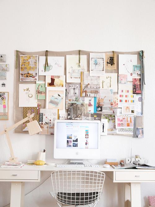 Quick + Cheap Mood Board Idea