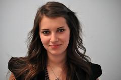 Cristina (valerio.zani) Tags: portrait girl eyes nikon persone occhi ritratto primopiano peple 55200 nikond5000