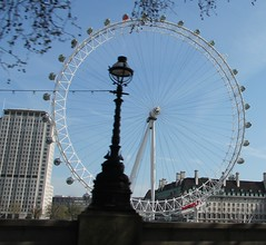 London Eye (yve1964) Tags: london westminster canon housesofparliament bigben embankment 550d