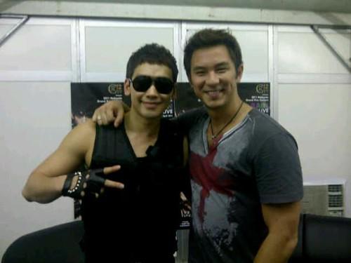 Rain & Dominic Lau