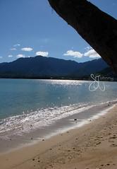 Beautiful Day (SuperJohnnyNinja) Tags: beach hawaii sand oahu 808 kualoabeach