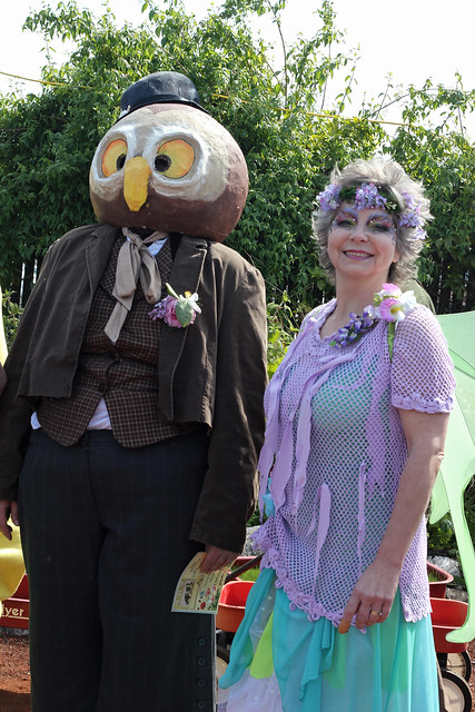 The Owl and the Fairy