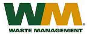 waste management logo, smaller