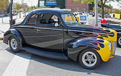 1940 Ford Deluxe Coupe Hot Rod (3 of 7)