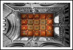 Ely Cathedral (Fazer44) Tags: england canon cathedral painted ceiling ely elycathedral eos50d exif:iso=640 exif15mm