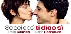 Belen Rodriguez bacia Emilio Solfrizzi