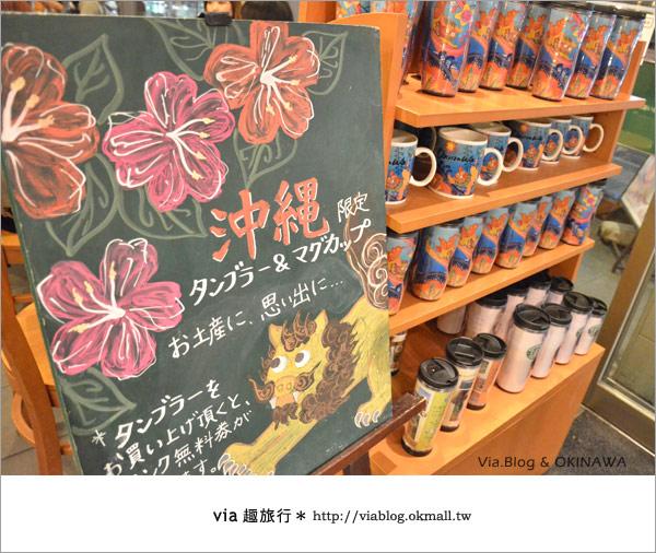 【沖繩必買】跟via到沖繩國際通+牧志公設市場血拼、吃美食!11