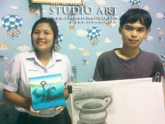 Drawing & Painting @ Studio Art