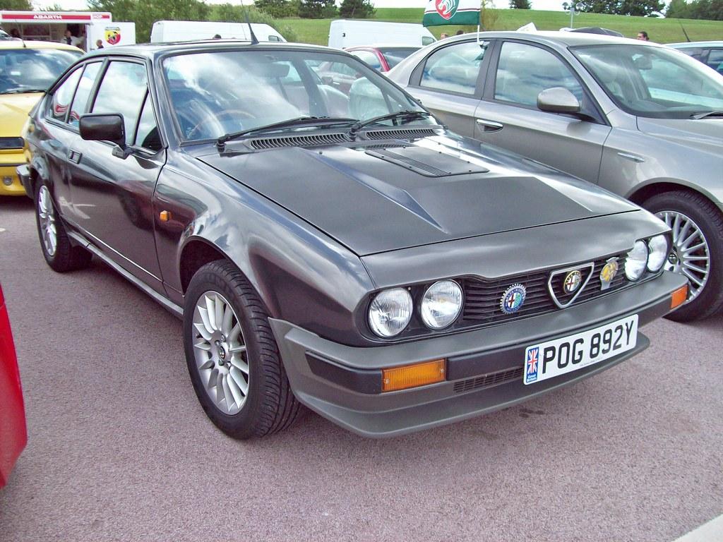 109 Alfa Romeo GTV6 (1981-87)