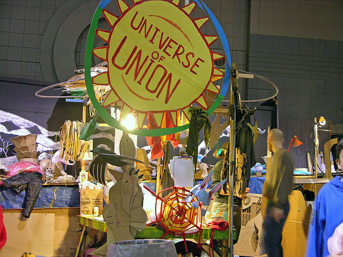 Universe of Union MayDay 2011 table
