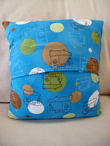 Color Story Pillow