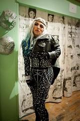 Judith Supine-LADYBOY (Sonja Teri) Tags: losangeles ladyboy judithsupine newimageartgallery brentkerr